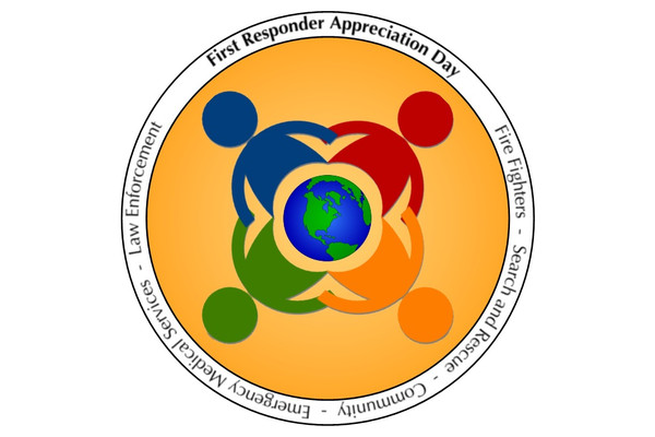 Saturday September 27th is National First Responders Appreciation Day, this is a day when the entire nations takes a moment t
