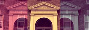 Philbrick School Front Door