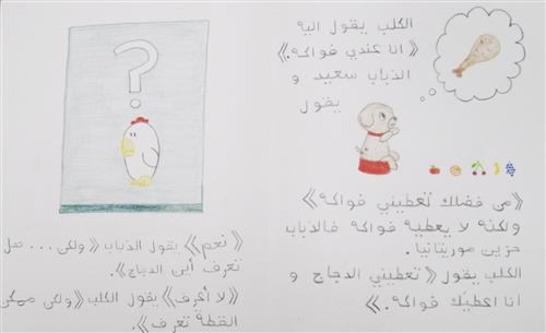 A student's story fro the Arabic Summer Academy