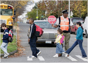 Increasing Physical Activity through Safe Routes to School