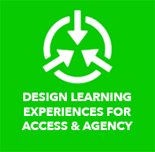 Design learning experiences