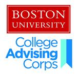 Image: Boston University and College Advising Corps