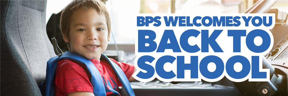 Back to school 2018 banner