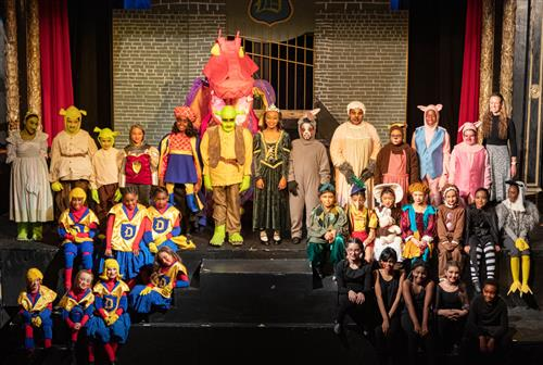 Shrek The Musical Jr. Cast