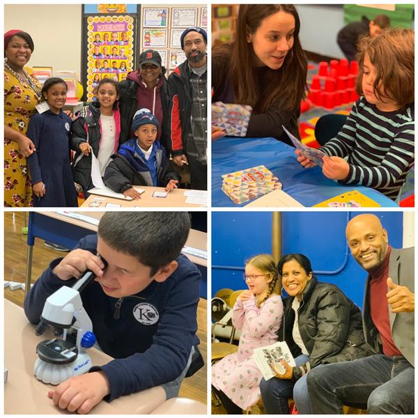 STEAM Night engages kids, parents at the Kenny School