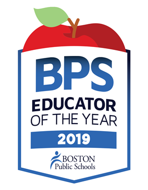 BPS Educator of the Year Logo