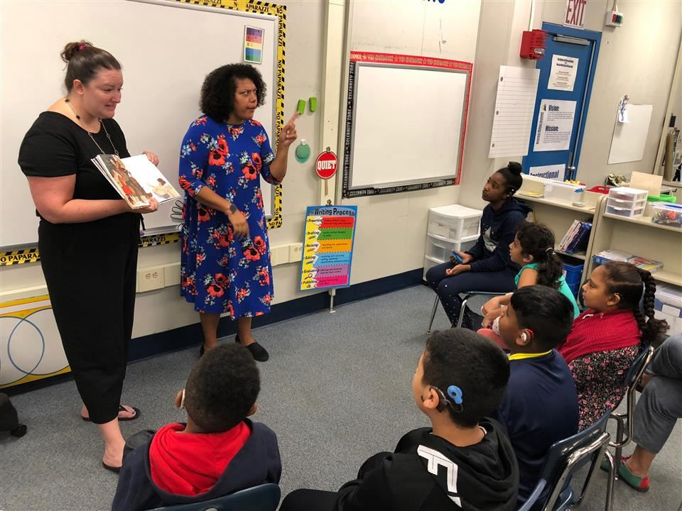 Dual Language and Co-Teaching