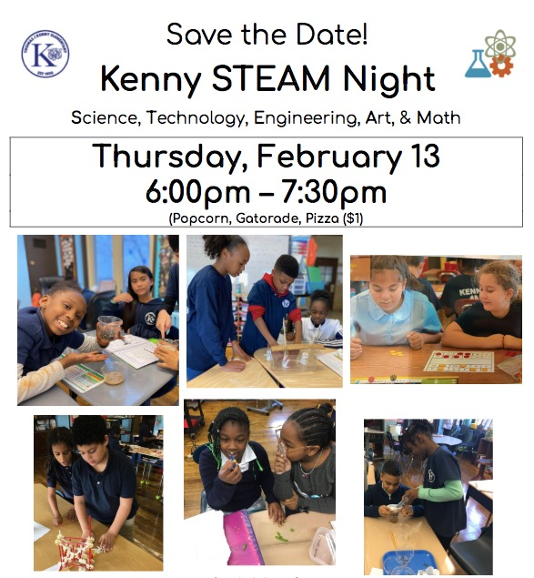 Join Us for STEAM Night!