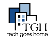 Technology Goes Home TGH - SPRING GRADUATION