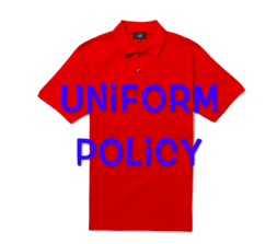 2019-2020 Mandatory Uniform Policy