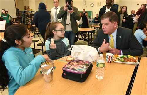 BPS Offers Summer Meals to Anyone Under Age 18