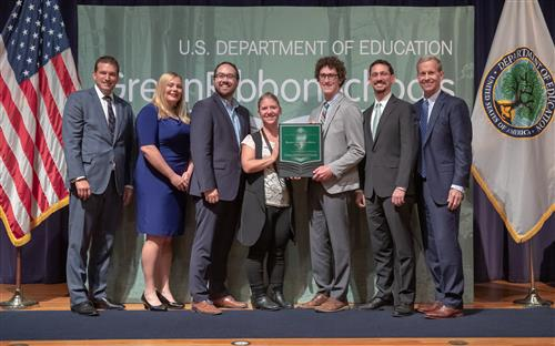 BGA Green Ribbon School Award