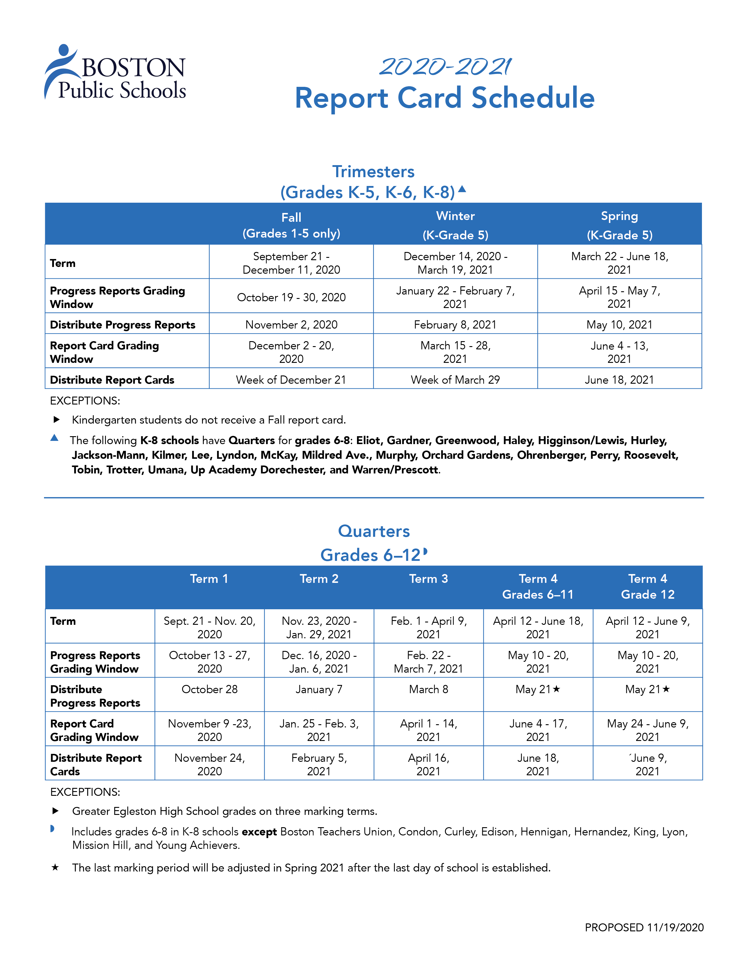 Bcps Calendar 2022 23.Boston Public Schools Boston Public Schools District Calendar