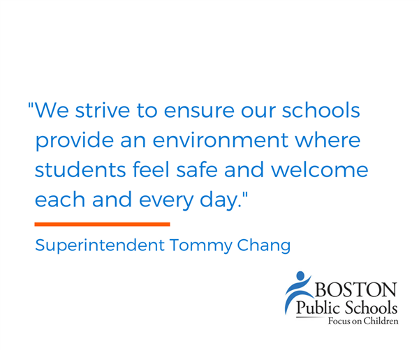 Superintendent Chang Addresses Florida School Shooting