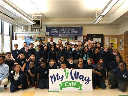 My Way Cafe Expansion Announcement