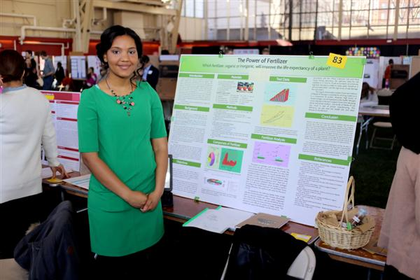 Northeastern University's Center for STEM Education to Host Nearly 400 BPS Students for the 71st Annual Citywide/MA Region Vl Science Fair