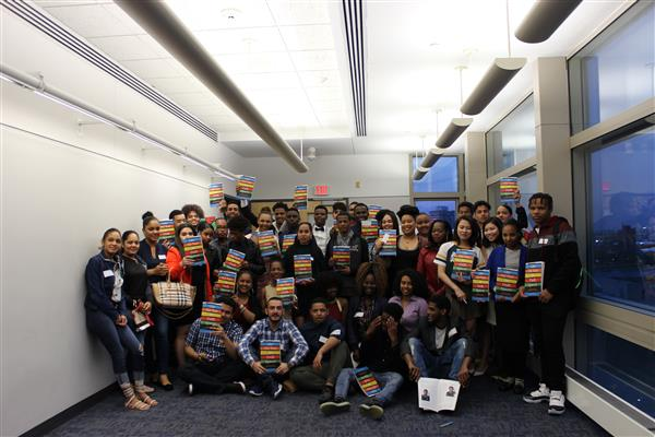 826 Boston Teams With BINcA to Publish Book of Student Essays
