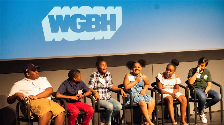 Excellence For All Initiative Showcases Year-End Student Research Projects at WGBH Studios
