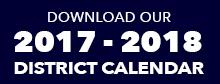 link to the 2017-2018 district calendar