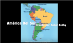 South American Countries, Capitals Rap