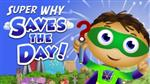 Super Why Saves the Day