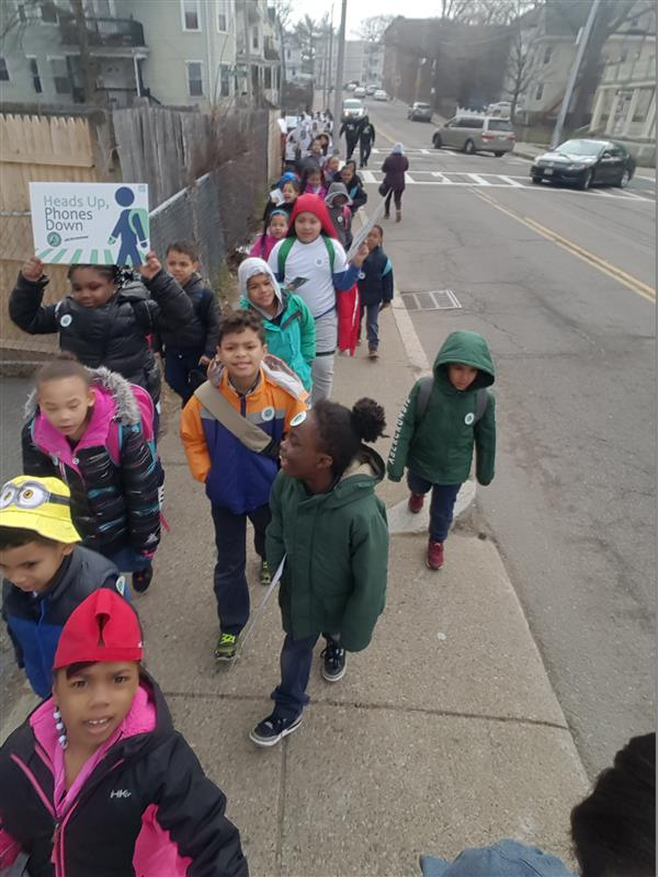 Safe Routes to School Homepage / Safe Routes to School