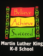 Martin Luther King Jr. K-8 School