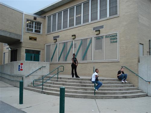 School Listings / John W. McCormack Middle School